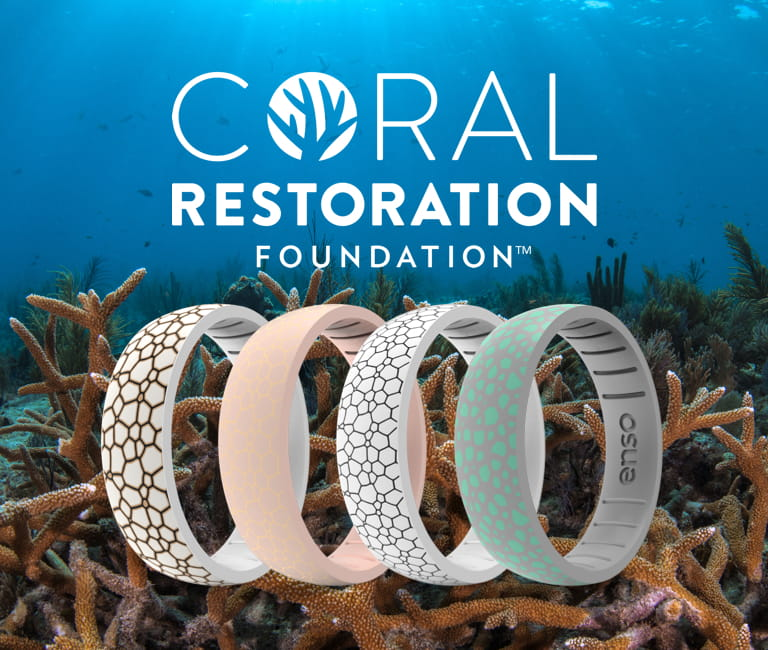 Welcome to the Enso Rings Coral Restoration Foundation Collection