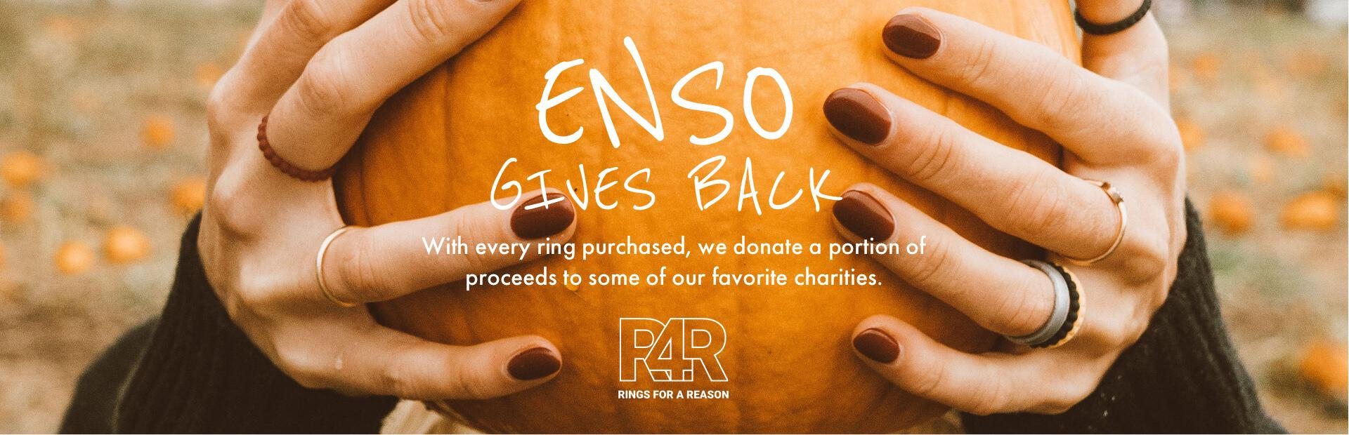 Inked Rings | Halloween | Enso Rings Gives Gack - Rings for a Reason