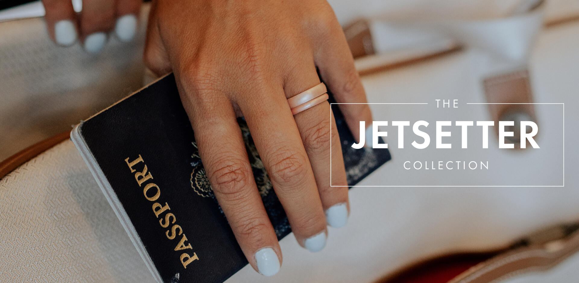 Jetsetter | Silicone rings for the fashion trend leader