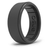 Rise BC Silicone Ring Obsidian