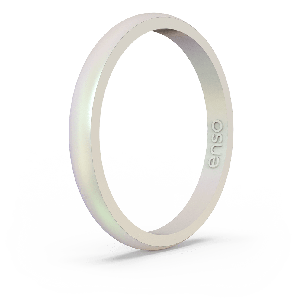 Legends Classic Halo Silicone Ring Unicorn