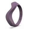 Wave Accent Silicone Ring Ultraviolet