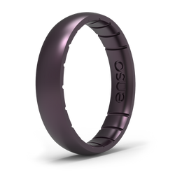 Legends Thin Silicone Ring Siren