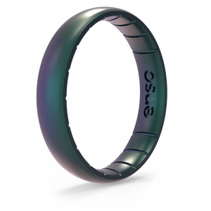 Legends Classic Thin Silicone Ring Mermaid