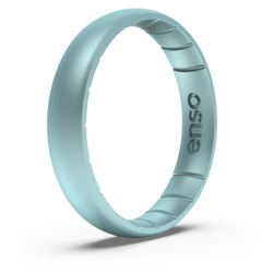 Legends Classic Thin Silicone Ring Yeti