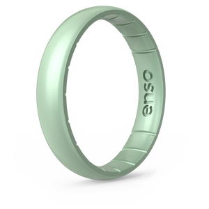 Legends Classic Thin Silicone Ring Medusa