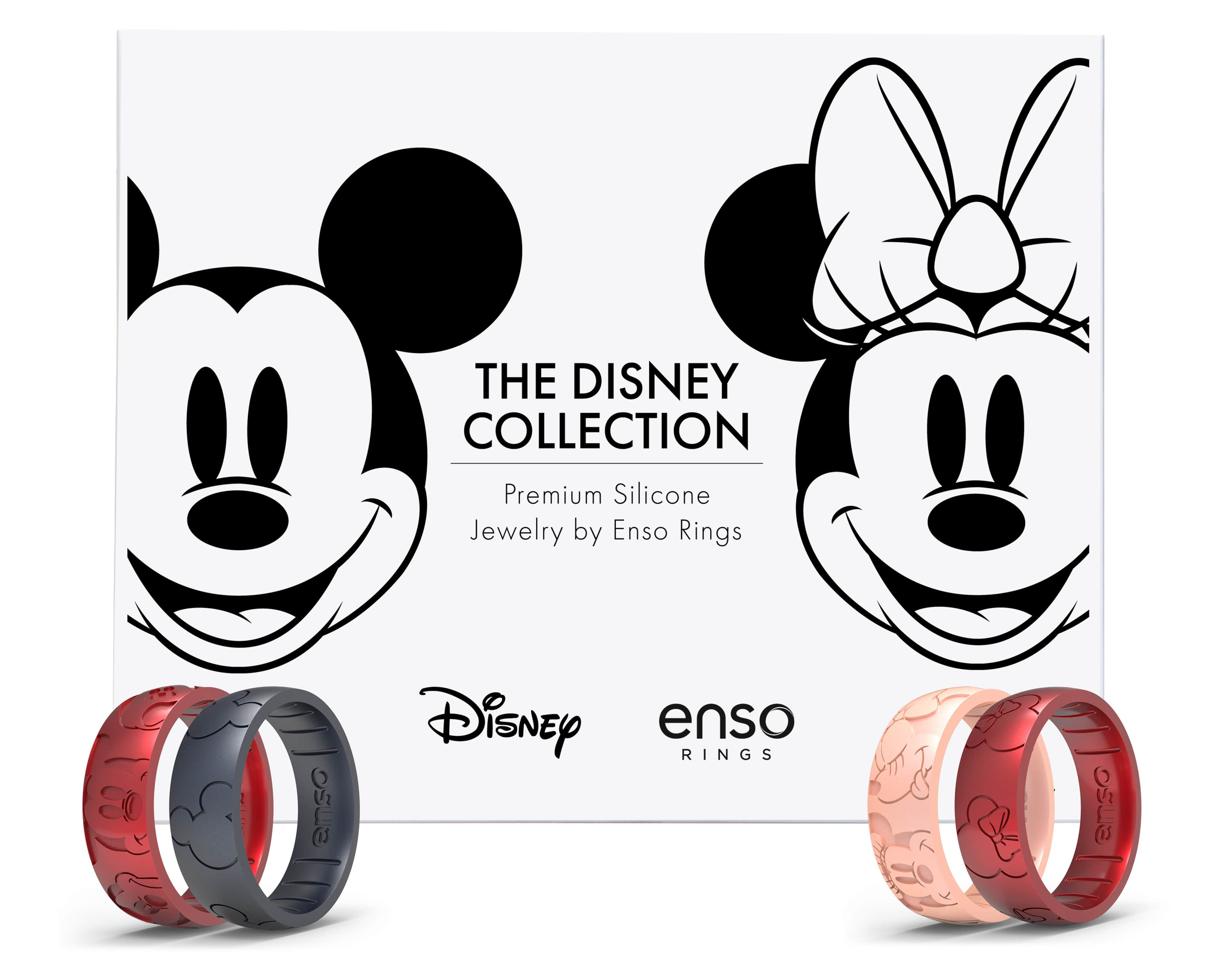 Disney Gift Box - Mickey Mouse & Minnie Mouse Collection