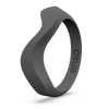 Wave Accent Silicone Ring Slate