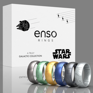 Star Wars Classic Silicone Ring - Star Wars Collection