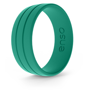 Ultralite Silicone Ring Vibrant Green