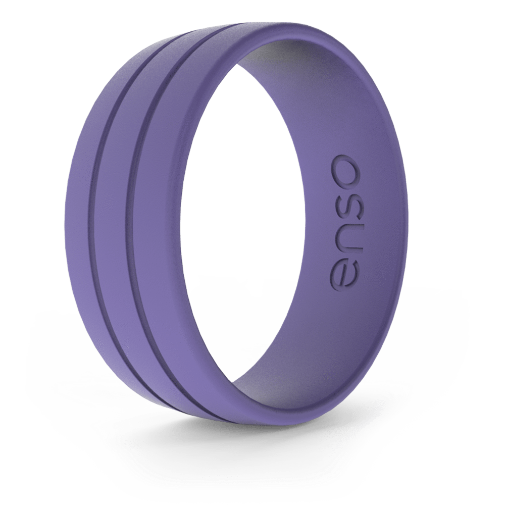 Ultralite Silicone Ring Ultraviolet
