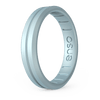 Legends Contour Thin Silicone Ring - Yeti