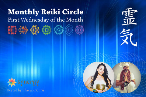 Community Reiki Circle Miami Beach
