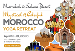 Mystical & Colorful Morocco Yoga Retreat!