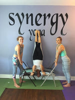 Chair Yoga Workshop- March 7th 3-5pm