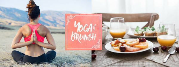 Sweet Vinyasa and Vegan Brunch at Soul Tavern :: Sunday September 2nd, 930-1130a