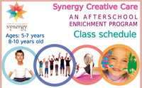 Synergy Creative Summer Kids Camp