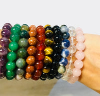 Bracelet Stone Malas for meditation and protection