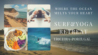 Portugal Yoga Surf Fit Retreat 2020