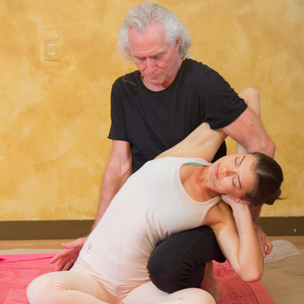 Vedic Thai Bodywork Certification / Sept 6th to 8th