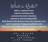 Reiki Certification :: Master Level III :: August 3 & 4th