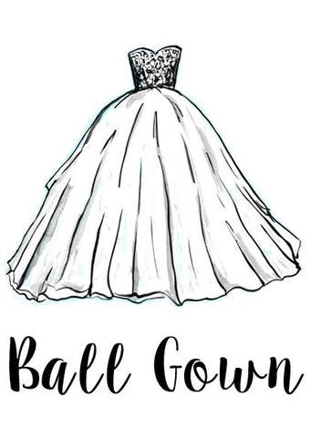 ball-gown-silhouette