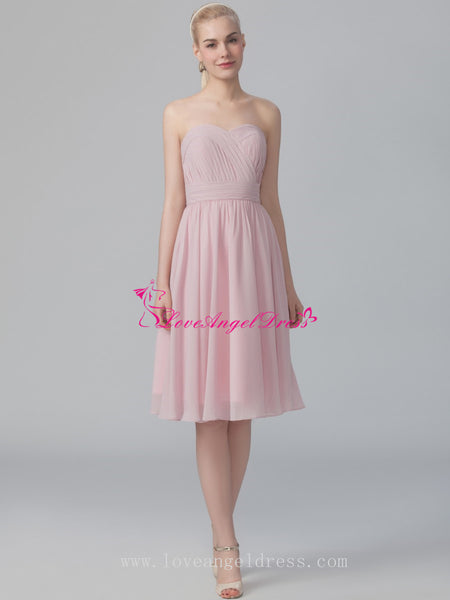 simple-a-line-strapless-chiffon-bridesmaid-dress