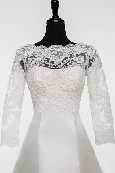 34-sleeve-bridal-lace-topper-wedding-jacket-with-v-back