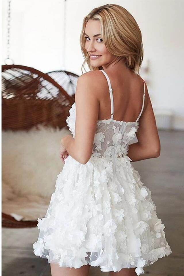 3d-floral-lace-white-homecoming-dresses-with-v-neckline-1