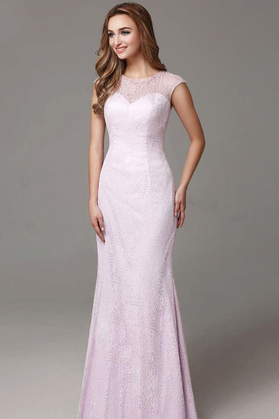 crew-neck-cap-sleeves-lavender-lace-evening-dresses