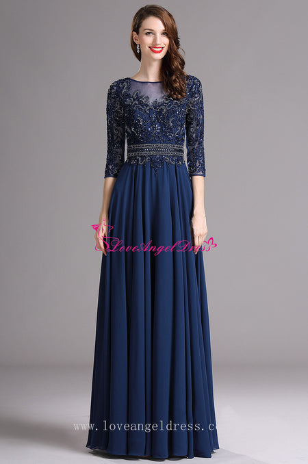 Lace Chiffon Short Mother of the Bride Dresses with Bolero