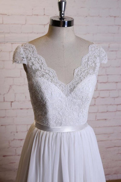 a-line-lace-and-chiffon-summer-beach-wedding-gown-online-2