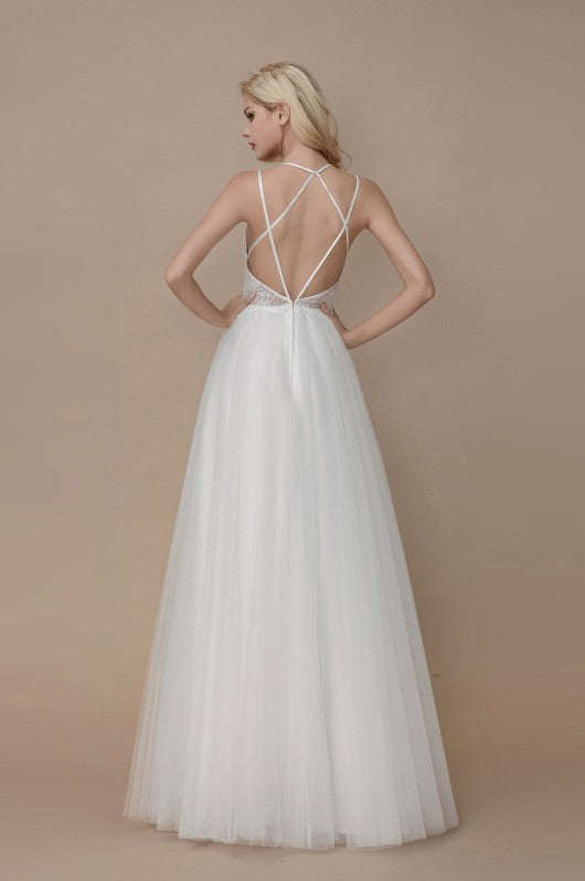 a-line-lace-and-tulle-wedding-gowns-with-strappy-back-1