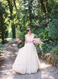 a-line-tulle-princess-wedding-gown-with-boat-neck