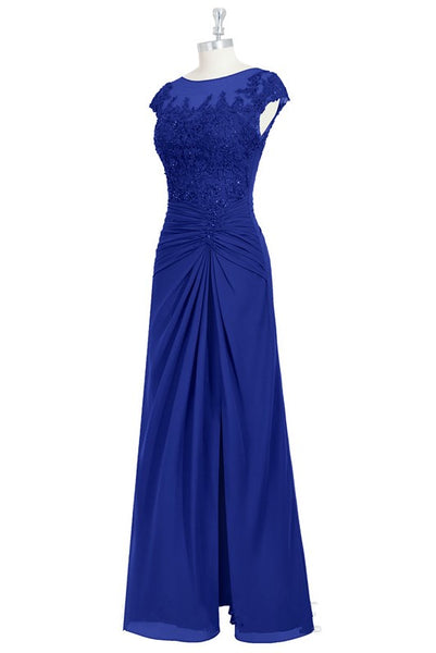 appliqued-beaded-royalblue-mother-of-the-bride-dress-cap-sleeves-2