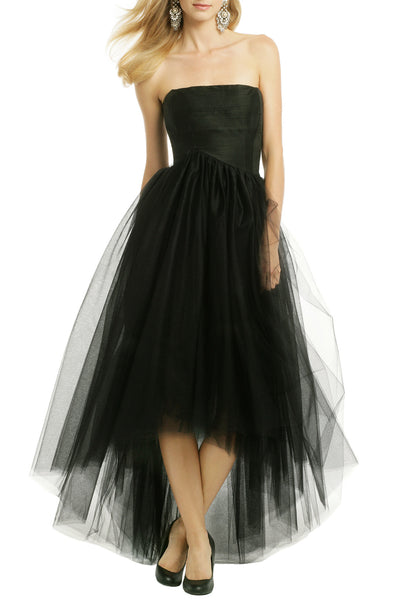 backless-black-tulle-prom-dresses-with-irregular-waistline
