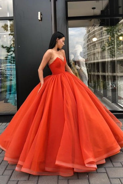 backless-orange-red-prom-ball-gown-dress-plunging-sweetheart-neckline
