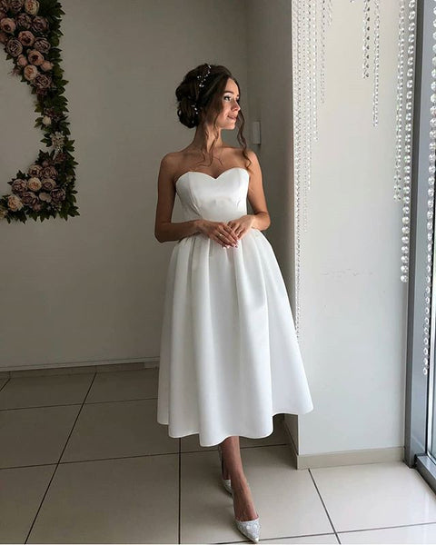 bandeau-sweetheart-tea-length-bridal-dress-for-casual-wedding-1
