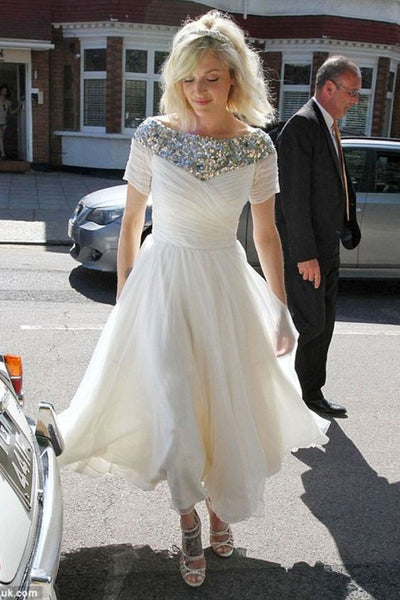 bateau-sequin-rhinestones-short-sleeves-chiffon-wedding-dress-ankle-length