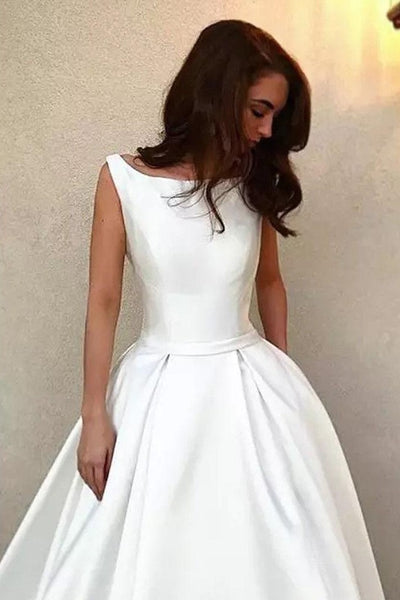 bateau-white-satin-bridal-dresses-with-fabric-buttons-back-1