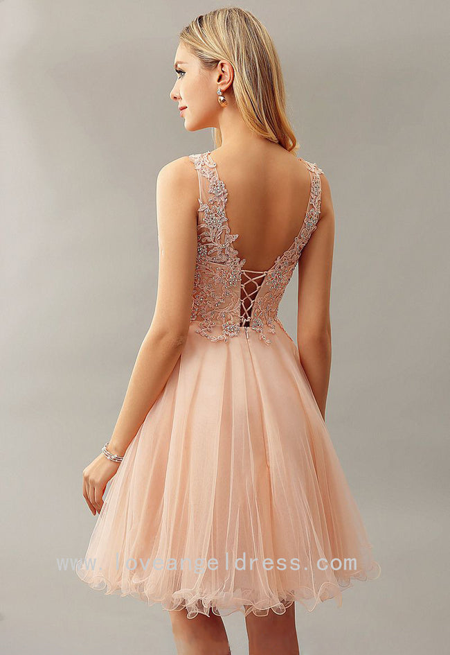 beaded-appliqued-tulle-blush-homecoming-gown-short-party-dress-1