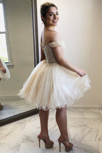 beaded-lace-tulle-skirt-homecoming-short-dresses-off-the-shoulder-1