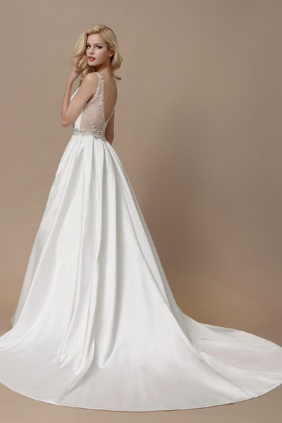 beaded-satin-wedding-gown-with-illusion-back-1