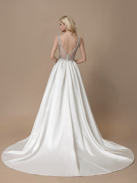 beaded-satin-wedding-gown-with-illusion-back-2
