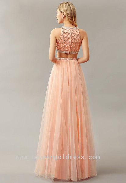 beaded-top-sleeveless-blush-prom-dress-two-piece-1