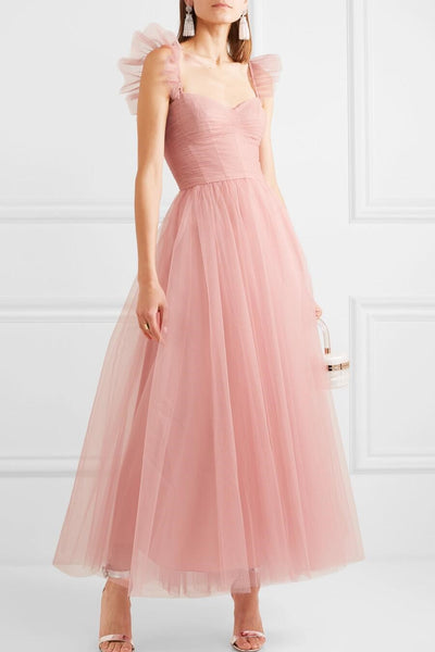 blush-pink-prom-dress-ankle-length-ruched-tulle-skirt-2