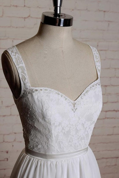 bohemian-lace-chiffon-wedding-dress-with-hollow-back-2