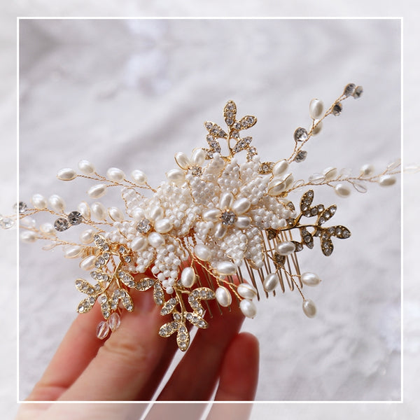bridal-golden-hair-comb