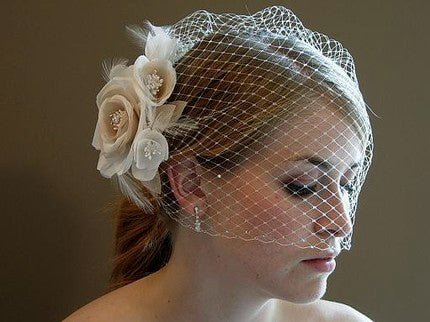 british-style-flowers-birdcage-veil-feather-hair-clip-headdress