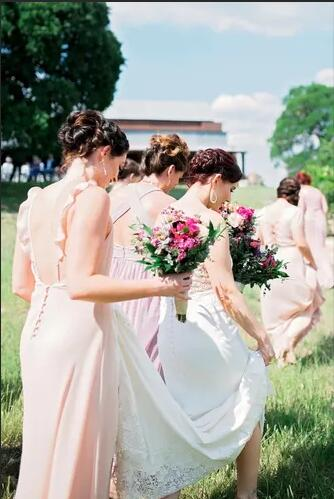chiffon-long-sage-bridesmaid-gown-double-straps-maxi-dresses